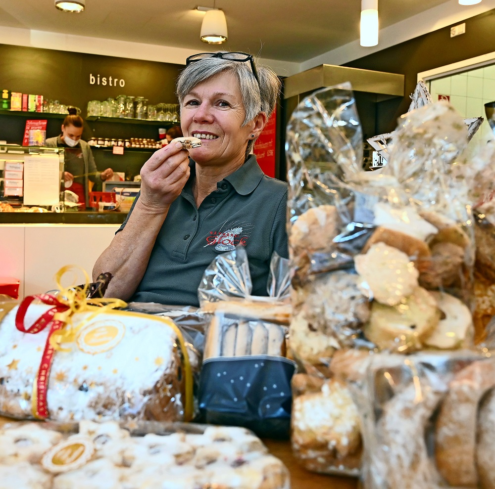 Regina Glock, Bäckerei Glock, Erdmannhausen