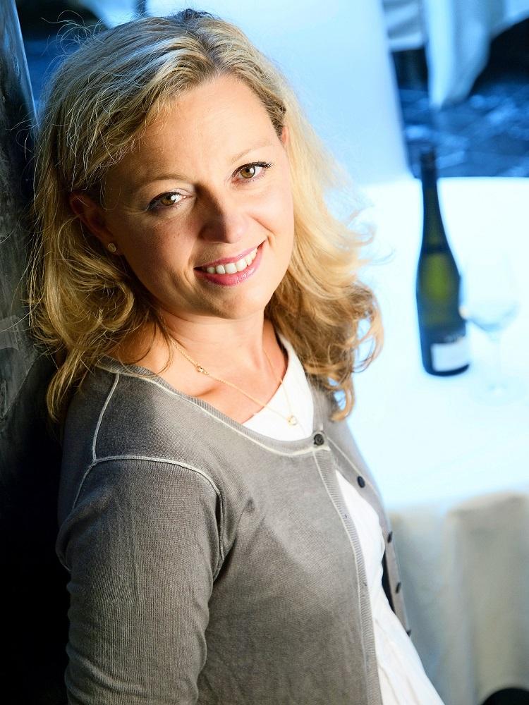Weinsommelier Natalie Lumpp