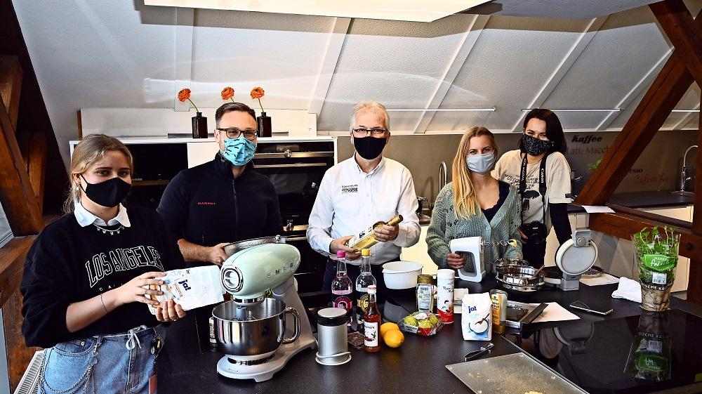 Küchenstudio Pfisterer und Fuchs mit Frag Mutti