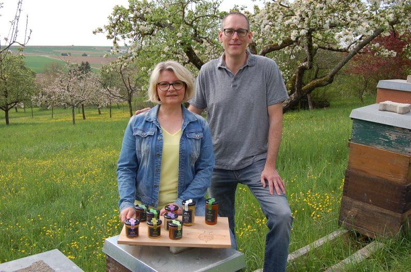 Bienenmanufactur, Carmen und Thomas Deckert